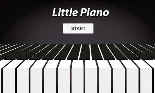 بازی اندروید پیانو کوچولو - Little Piano