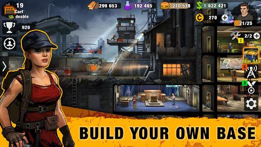 بازی اندروید محل شروع شهر - بقای پناهگاه زامبی - Zero City: Zombie Shelter Survival