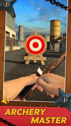 بازی اندروید جهان تیراندازی با کمان - Archery World