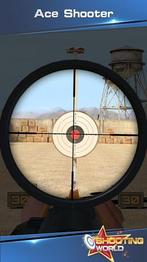 بازی اندروید جهان تیراندازی - Shooting World