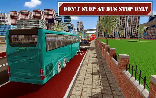 بازی اندروید راننده اتوبوس مدرسه - Bus Driving School 2017: 3D Parking simulator Game
