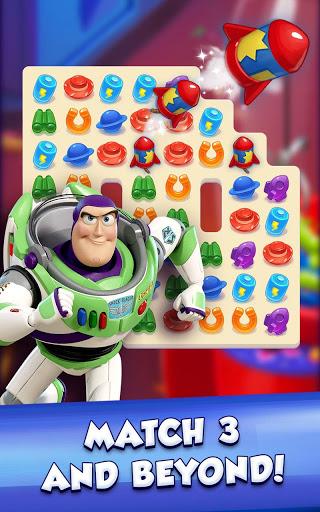 بازی اندروید داستان اسباب بازی - Toy Story Drop!