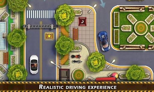 بازی اندروید جم پارکینگ - Parking Jam