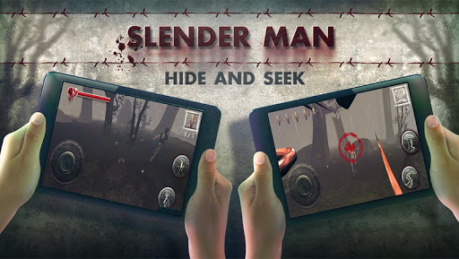بازی اندروید مخفی وحشتناک - Slenderman Hide & Seek: Online Battle Arena
