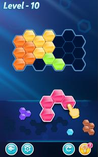 بازی اندروید بلاک - هگزا پازل - Block! Hexa Puzzle