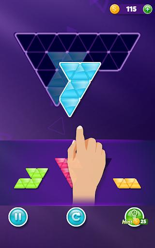 بازی اندروید تانگرام - Block! Triangle puzzle: Tangram