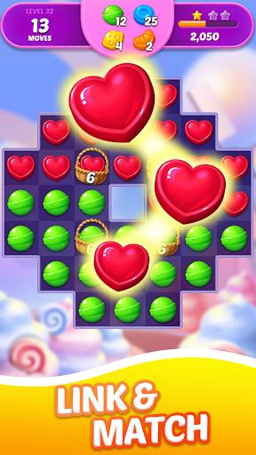 بازی اندروید آب نبات چوبی - پیوند مطابقت - Lollipop : Link & Match