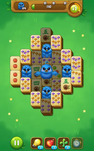 بازی اندروید ماهجونگ جنگل - Mahjong Forest Journey