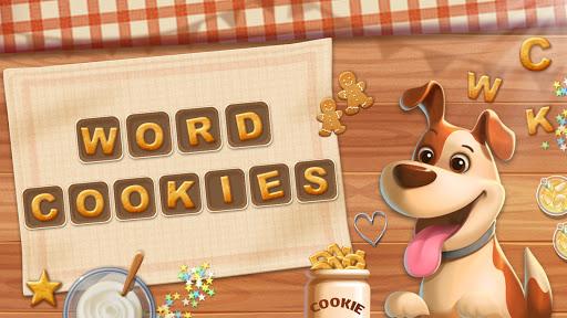 بازی اندروید کلمات کوکی ها - Word Cookies!®