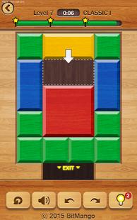 بازی اندروید خروج بلوک قرمز - Unblock Red Block!