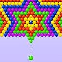 تیرانداز رنگین کمان حباب - پازل ترکیدن