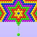 بازی تیرانداز رنگین کمان حباب - پازل ترکیدن
