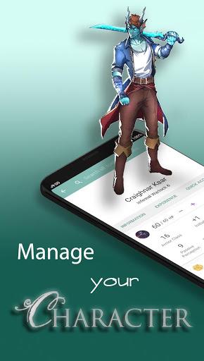 بازی اندروید برنامه همراه 5e - 5e Companion App