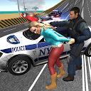 اتومبیل پلیس نیویورک - رانندگی شهر جرم