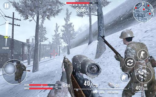 بازی اندروید صدا تیرانداز - نبرد نهایی - Call of Sniper WW2: Final Battleground