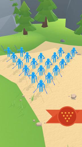بازی اندروید نبرد بزرگ سه بعدی - Big Battle 3D