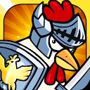 بازی انقلاب مرغ ها - جنگجو