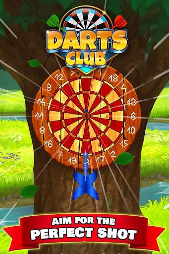 بازی اندروید باشگاه دارت - Darts Club