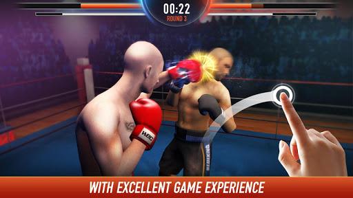 بازی اندروید سلطان بوکس - ستاره بوکس - Boxing King -  Star of Boxing