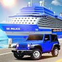 کشتی کروز 2018 - حمل ماشین پلیس ایالات متحده آمریکا