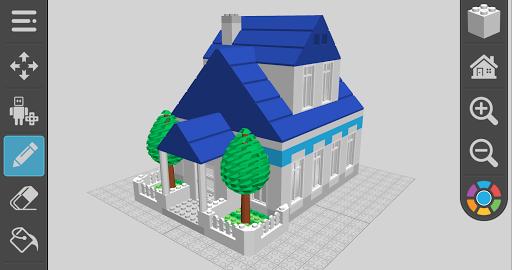 بازی اندروید طراحی آجر - Draw Bricks