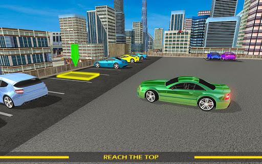 بازی اندروید پارکینگ خیابانی ماشین - Street Car Parking 3D