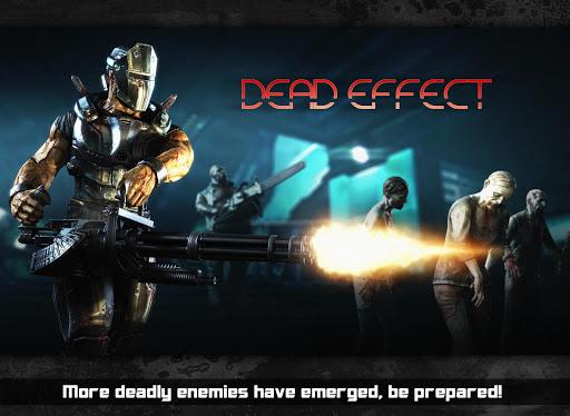 بازی اندروید اثر مرده - Dead Effect