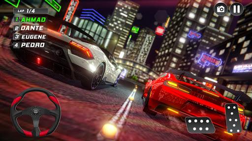 بازی اندروید مسابقات اتومبیل رانی - Car Games 2021 : Car Racing Free Driving Games
