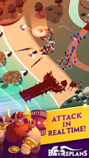 بازی اندروید نقشه جنگ - Battleplans