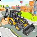 بازی بیل مکانیکی سنگین 2021 - شبیه ساز ساخت و ساز