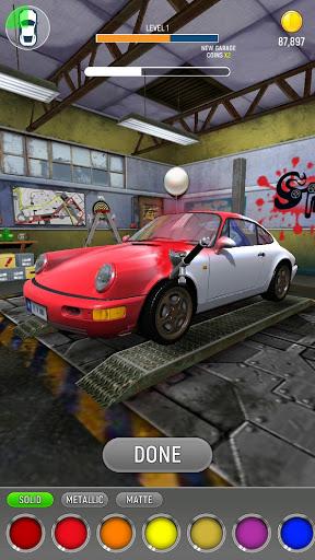 بازی اندروید مکانیک ماشین - Car Mechanic