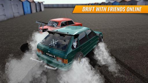 بازی اندروید دریفت اتومبیل روسیه - Russian Car Drift