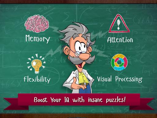بازی اندروید  منطق استاد 1 - پیچ و تاب ذهن - Logic Master 1 -  Mind Twist