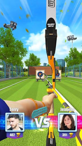 بازی اندروید تیراندازی با کمان - Archery Battle 3D