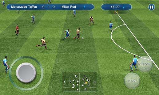 بازی اندروید نهایت فوتبال - Ultimate Soccer - Football