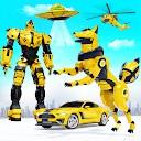 روباه وحشی ترانسفورماتور - شلیک ربات موتور - بازی ربات