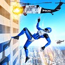 ربات پلیس سریع قهرمان شهر بزرگ