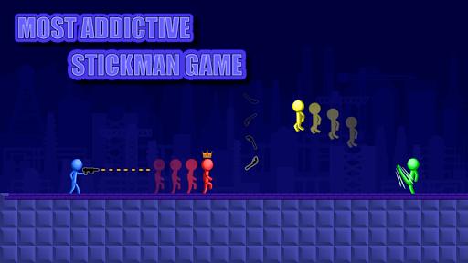 بازی اندروید مرد استیک - Stick Man Game