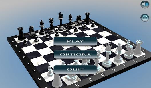 بازی اندروید استاد شطرنج - Chess Master 3D Free
