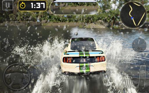 بازی اندروید رانندگی آفرود - Offroad drive : 4x4 driving game