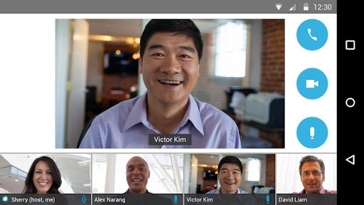 نرم افزار اندروید سیسکو وبکس - جلسه آنلاین - Cisco Webex Meetings