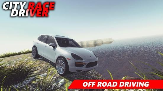 بازی اندروید راننده ماشین - City Race Driver 3D