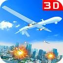 حمله هواپیماهای بدون سرنشین شهر