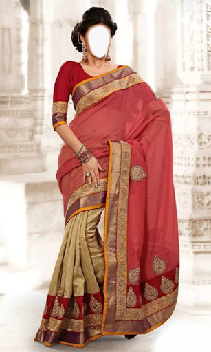 نرم افزار اندروید طراحی زن هند - Indian Woman  Designer Saree