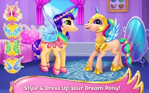 بازی اندروید کوکو پونی - اسب رویایی من - Coco Pony - My Dream Pet