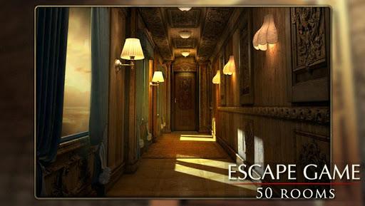 بازی اندروید بازی فرار - 50 اتاق - Escape game: 50 rooms 2