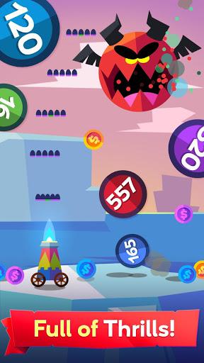 بازی اندروید انفجار توپ رنگی - Color Ball Blast