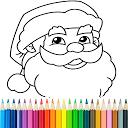 رنگ آمیزی کریسمس