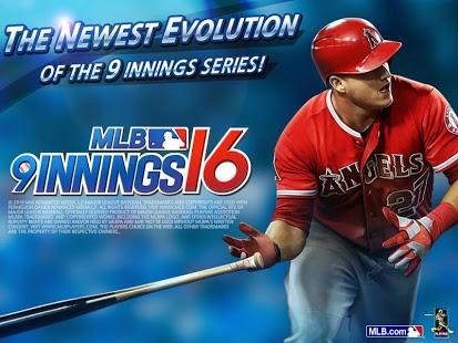بازی اندروید بیسبال - MLB 9 Innings 16