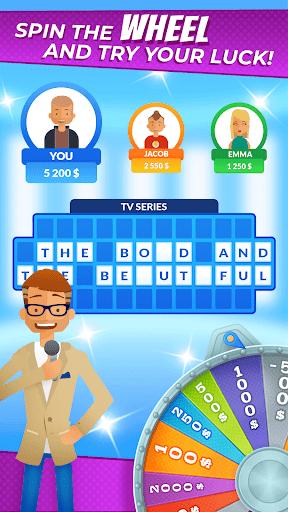 بازی اندروید امتحان چرخ فورچون - Wheel of Fortune - Quiz